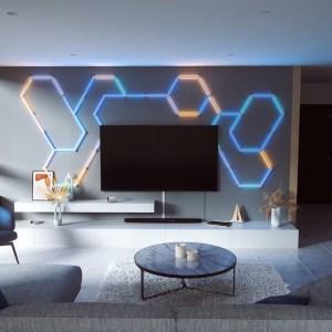 Nanoleaf Lines : les nouveaux éclairages que vous verrez derrière vos streamers préférés