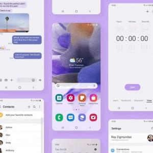One UI 4 (Android 12) : Samsung confirme un début de déploiement avant la fin de l'année
