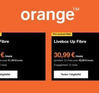 Box Internet : la fibre Orange est accessible pour moins cher grâce à cette promo