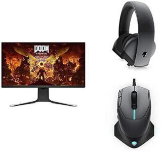 Ce pack écran PC + accessoires en promotion est idéal pour les gamers