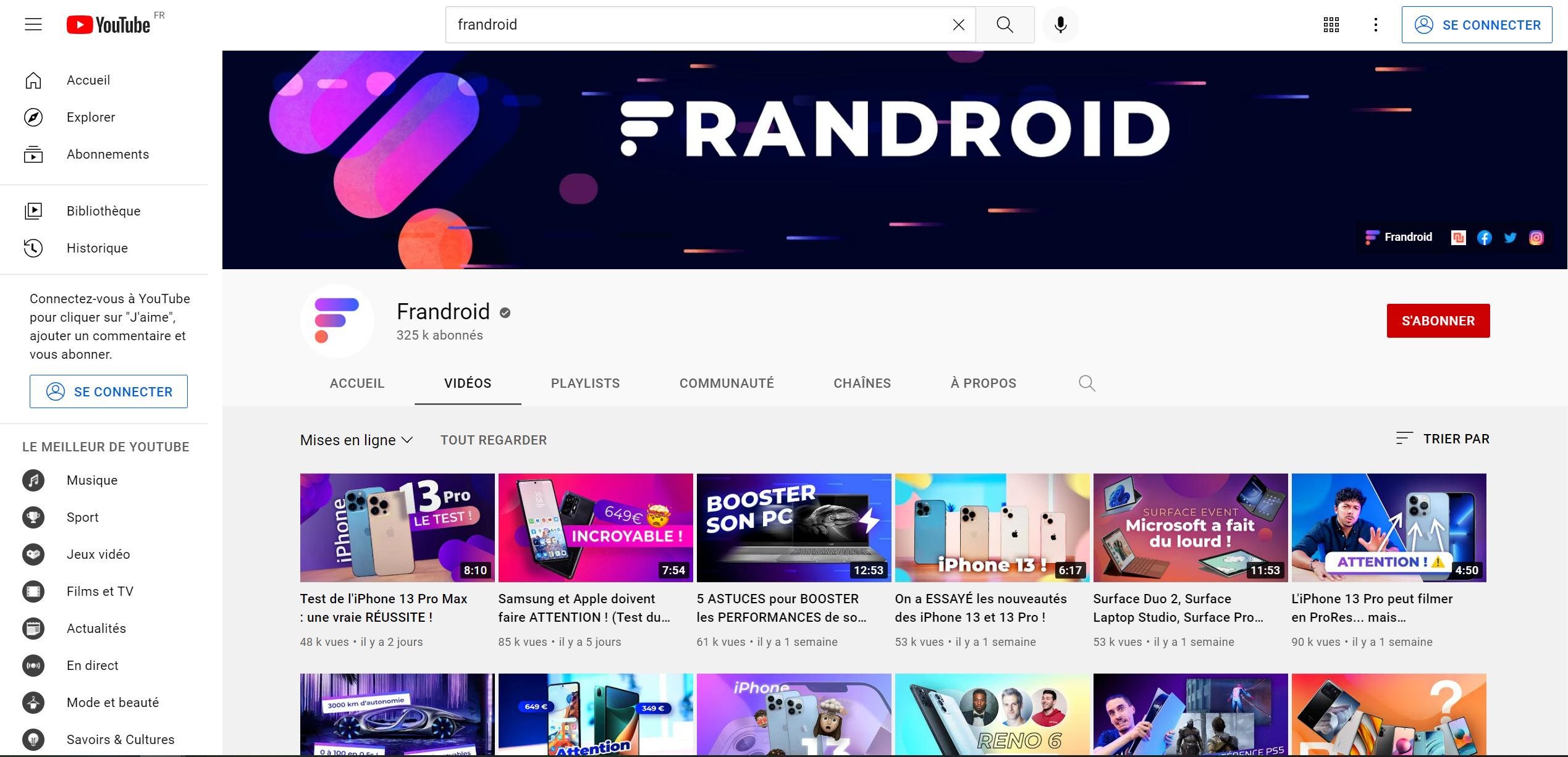 YouTube sur le web : continuer une vidéo commencée sur l'application mobile devient plus simple