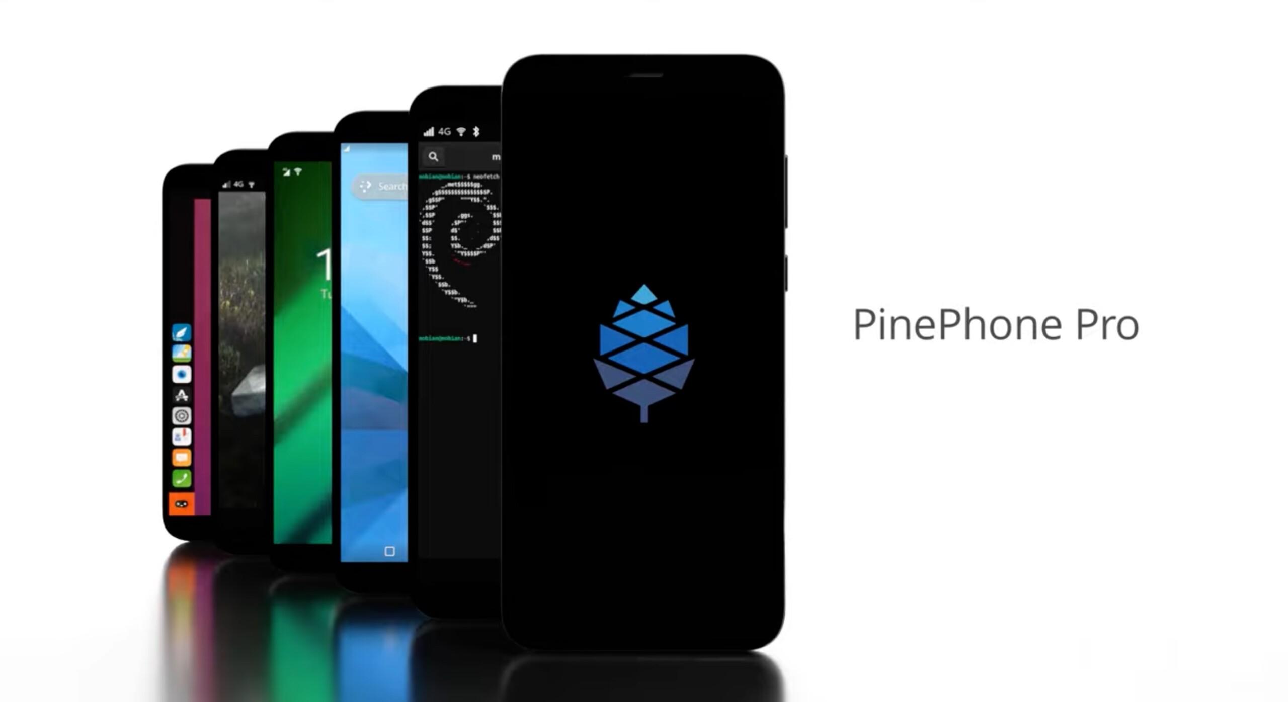 PinePhone Pro : le smartphone sous Linux revient et il est plus puissant