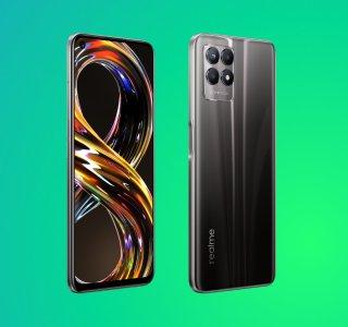 Realme 8i officialisé : un écran 120 Hz juste sous la barre des 200 euros