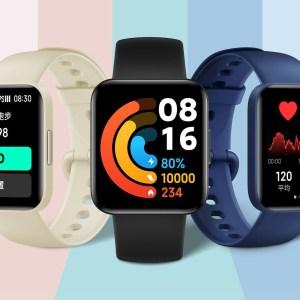 Xiaomi Redmi Watch 2 : écran AMOLED, 117 modes sportifs, GPS, SpO2 et jusqu'à 24 jours d'autonomie