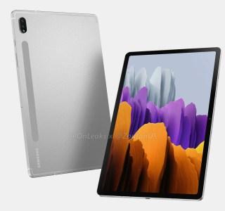Samsung Galaxy TabS8: découvrez-là sous toutes ses coutures avec ces rendus HD signés Onleaks