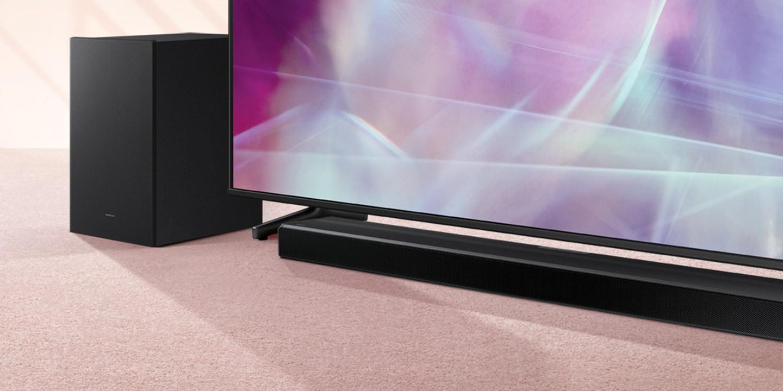 Cette nouvelle barre de son Samsung compatible Dolby Atmos est à -32 %