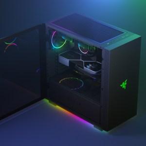 Vous pouvez désormais vous monter un PC 100 %* Razer avec du Chroma RGB de partout