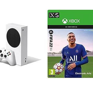FIFA 22 offert : quand Microsoft trouve le bon moyen d'écouler ses Xbox Series S