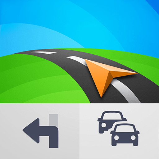 GPS de navigation & Cartes hors-ligne Sygic