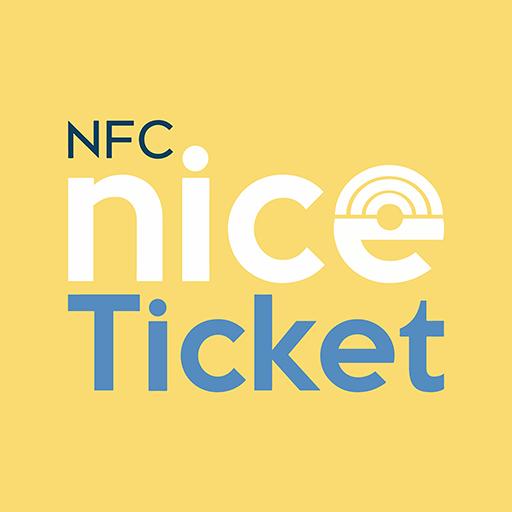 NFC Nice Ticket – L'appli des titres Lignes d'Azur