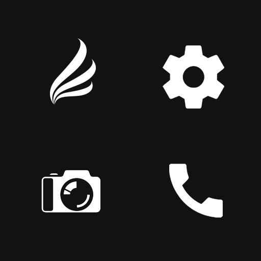 Vol Lite - Icônes simples