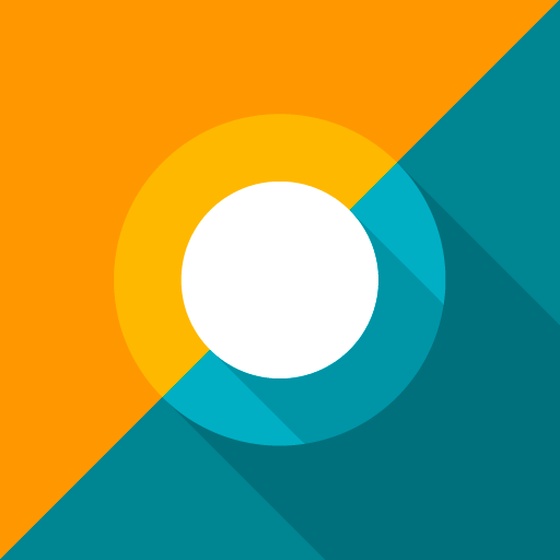 O8 - Android Oreo 8.0 Icon Pack