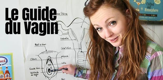 guide du vagin sophie