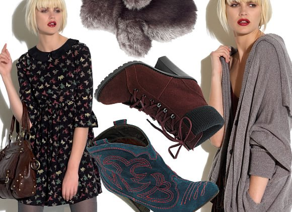 Collection Automne Hiver 2010 2011 New Look
