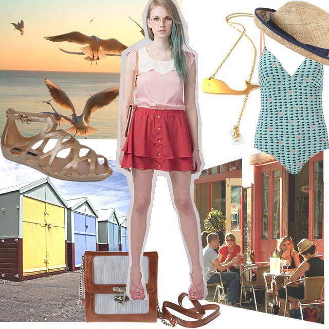S'habiller en vacances #1 : les plages du Nord