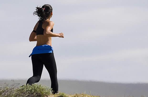 Le jogging et les salopes