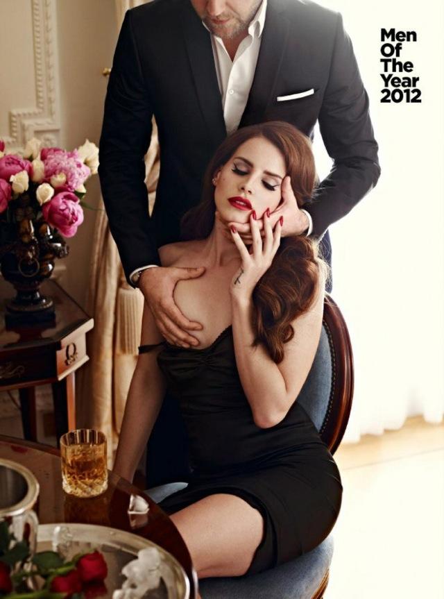 Lana Del Rey n'est pas partie : elle pose nue pour GQ
