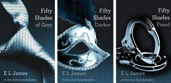 Fifty Shades of Grey : briefing sur un best-seller érotique