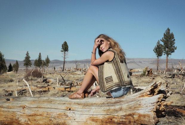 La collection Topshop Festival avec Kate Bosworth