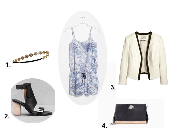 La combinaison — Un vêtement pour deux moments de la journée
