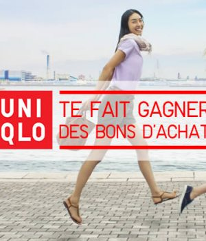 uniqlo-concours-bons-achat-summer-collection