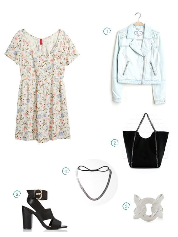 La robe d'été – Un vêtement, deux moments de la journée