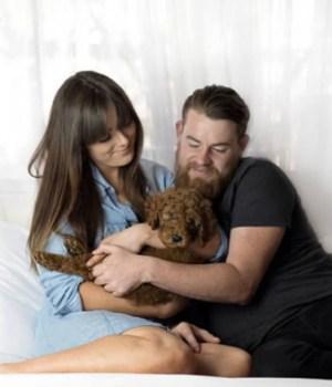 couple-photos-parents-chien
