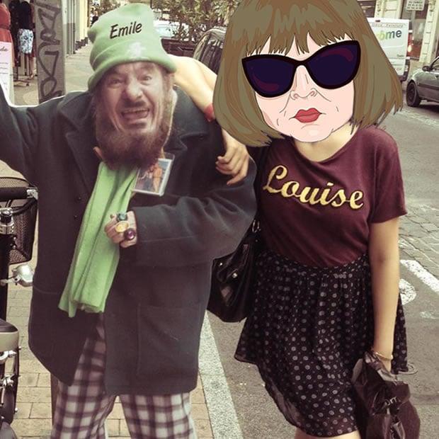 tshirt-louise-emile-hipster-sdf-couple