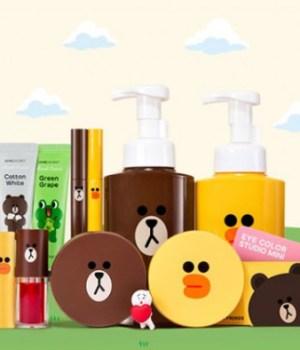 missha-line-friends-collection