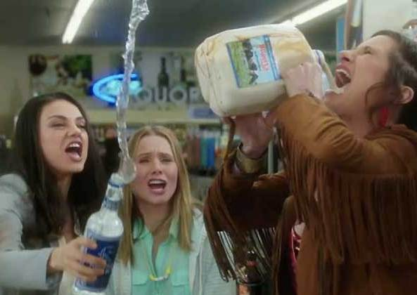 bad moms supermarché