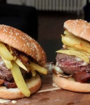 recette-burger-frites-biere