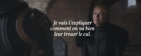 Cersei Lannister a pris une décision qui pourrait la mener à sa perte