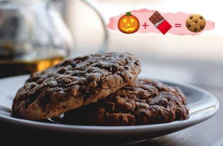 recette-cookies-chocolat-potiron