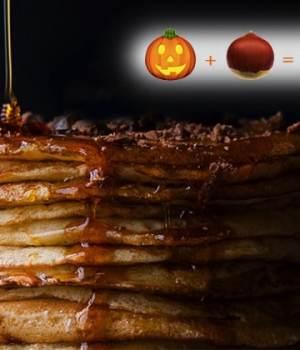 recette-pancakes-potimarron-noix-de-pecan-épices