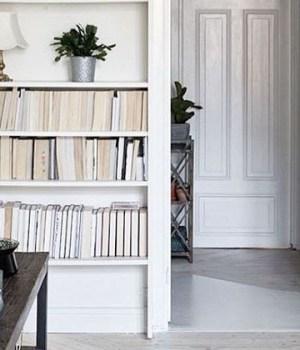 decoration-minimaliste-bibliotheque