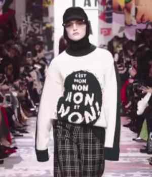 dior défilé collection automne/hiver 2019