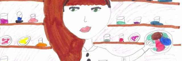 dessin-femme-scientifique