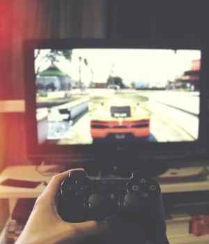 Console Game Controller Computer Gamer Gaming