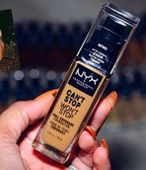 Can't Sop Won't Stop NYX
