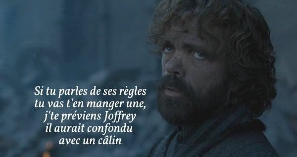 Game of Thrones S8E6—Le dernier récap (rigolo) FOREVER