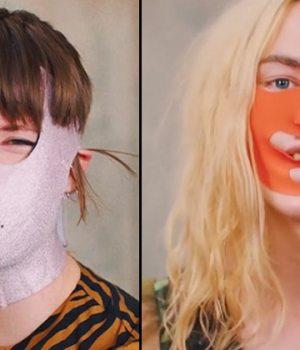 wtf beauté masques pour se muscler le visage