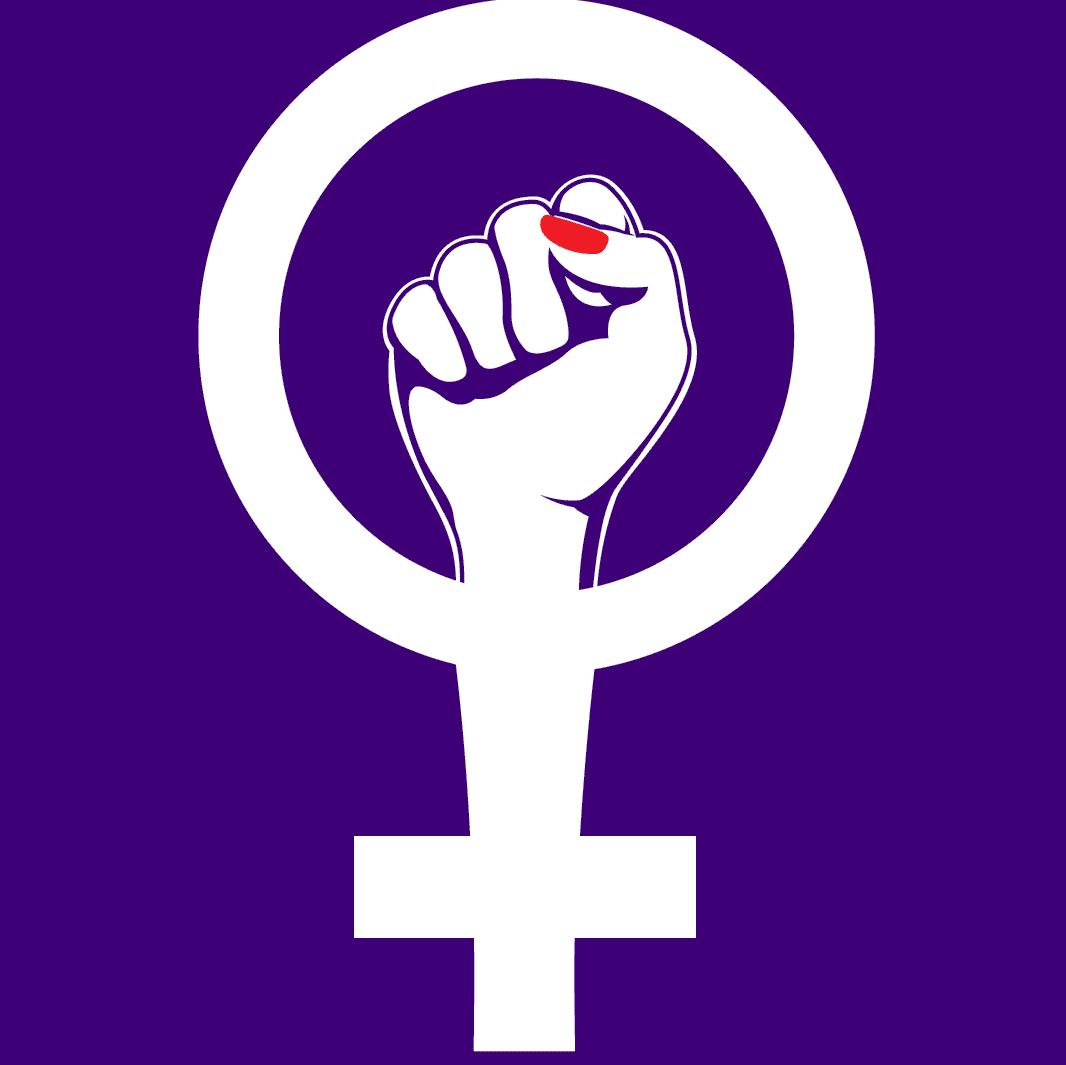 Logo de la grève féministe ©Charlotte Passera