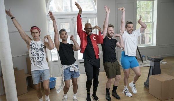 La saison 5 de Queer Eye est #DispoSurNetflix