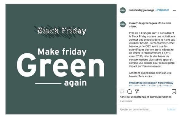 Ces marques beauté s'engagent à rendre Black Friday plus «green»