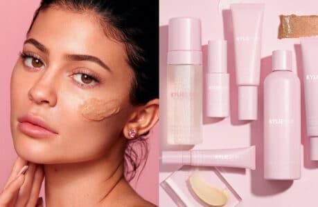 Kylie Skin de Kylie Jenner débarque en France