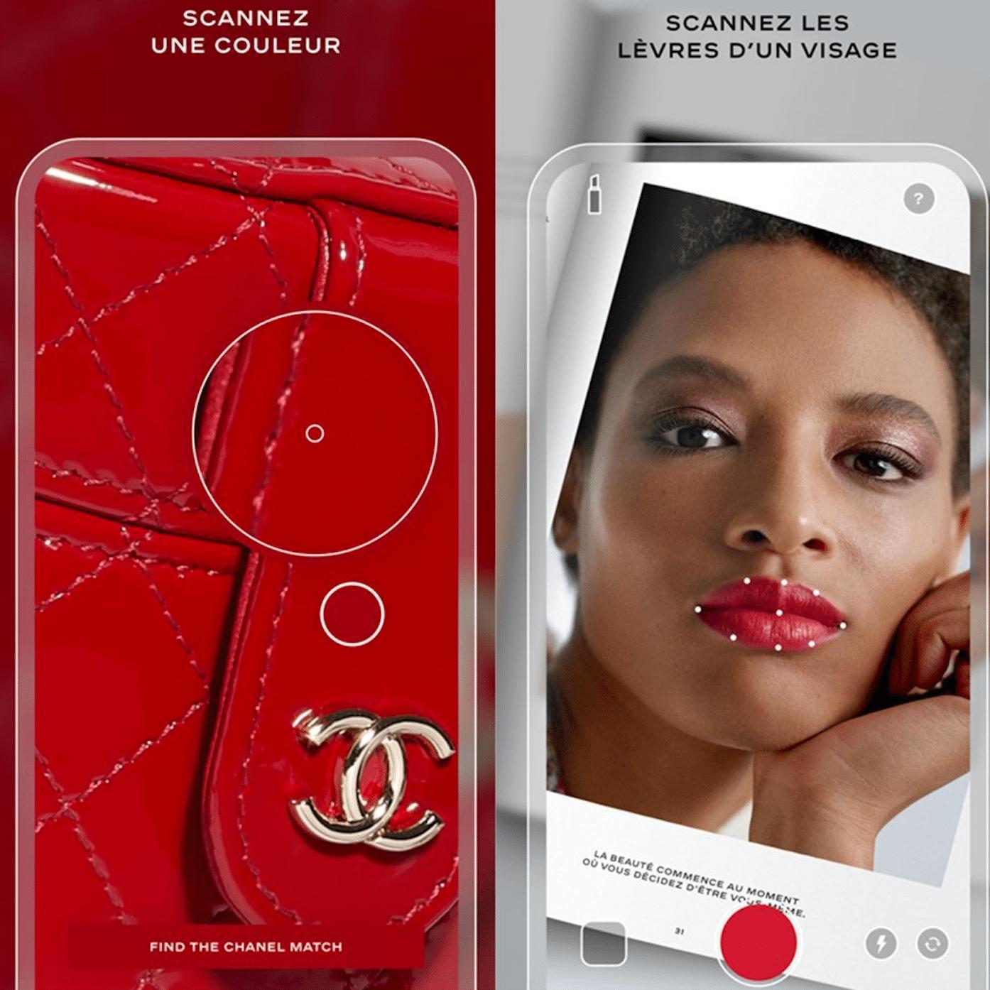 Chanel, Anastasia Beverly Hills : les marques se précipitent pour lancer leur appli beauté