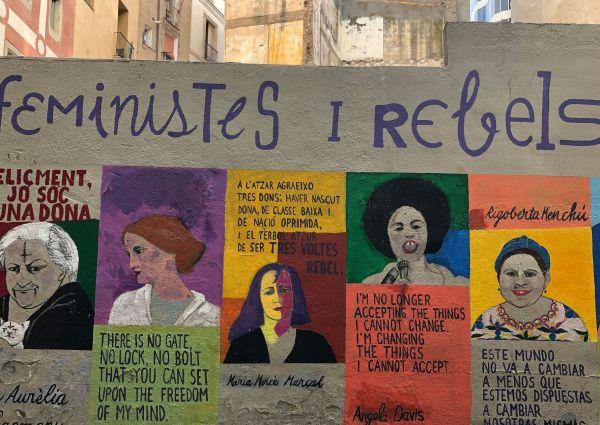 Feministes_barcelone