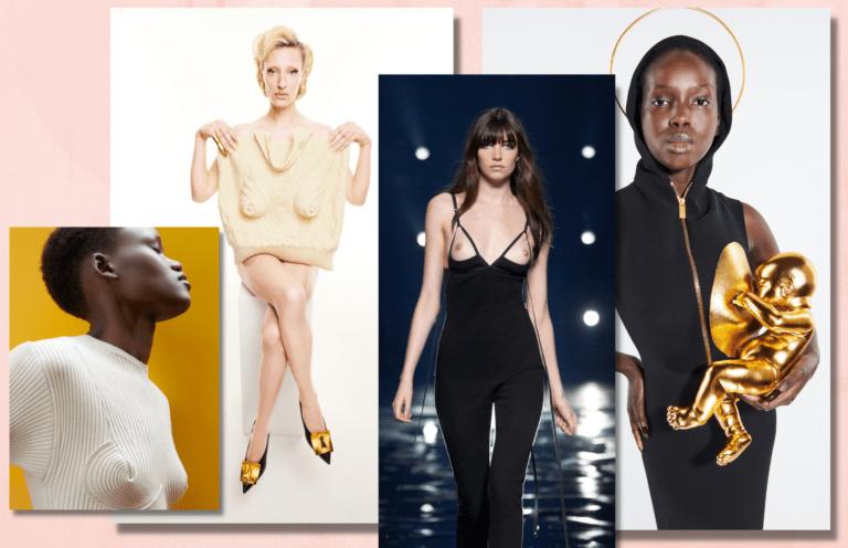 Les seins peuvent-ils devenir une tendance comme les autres?
