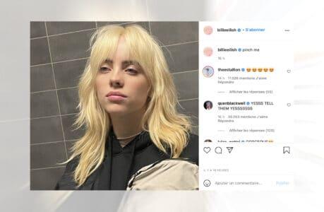 billie-eilish-devient-blonde