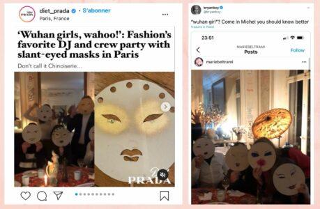 Michel Gaubert a été épinglé pour son dîner en yelloface, accusé de racisme anti-asiatique notamment par l'influenceur BryanBoy